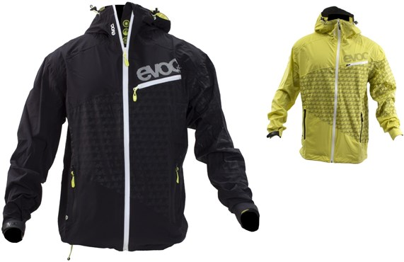 Image of Evoc Shield Waterproof Cycling Jacket