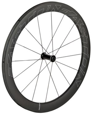 Image of Easton EC90 Aero 55 Clincher Front Wheel