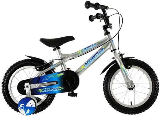 Image of Dawes Blowfish 14w 2017 - Kids Bike