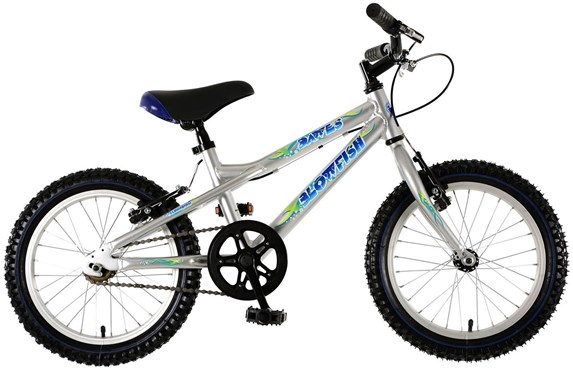 Image of Dawes Blowfish 16w 2017 - Kids Bike