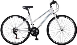 Product image for Dawes Discovery 101 Womens 2017 - Hybrid Sports Bike