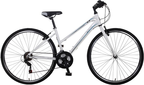 Image of Dawes Discovery 101 Womens 2016 - Hybrid Sports Bike