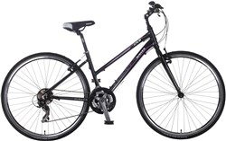 Product image for Dawes Discovery 201 Womens 2017 - Hybrid Sports Bike