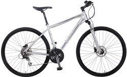 Product image for Dawes Discovery Sport 4 2017 - Hybrid Sports Bike