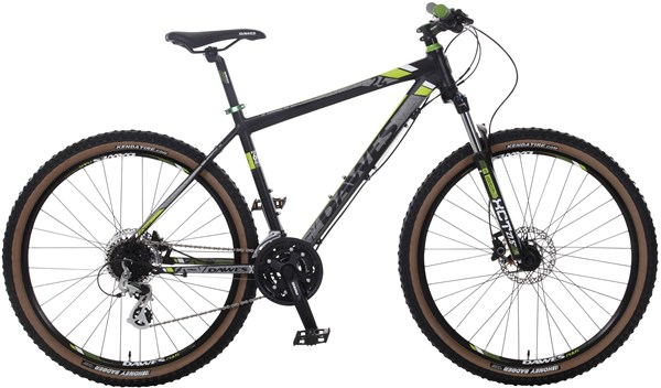Image of Dawes XC24 Disc MW Mountain Bike 2016 - Hardtail MTB