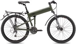 Montague Paratrooper 2018  - Folding Bike