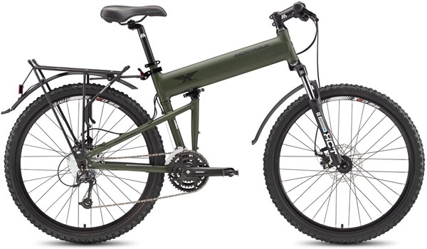Image of Montague Paratrooper 2016 - Folding Bike