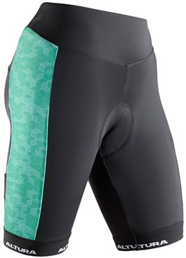 Altura Peloton Progel Womens Cycling Shorts SS16