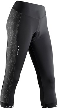 Altura Peloton Progel 3/4 Cycling Tights AW17