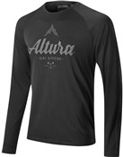 Product image for Altura Script Long Sleeve Tee SS17