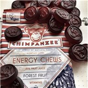 Chimpanzee Energy Chews - 55g x Box of 15