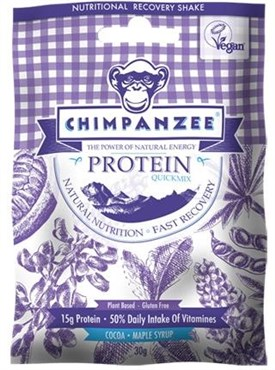 Chimpanzee Quick Mix Protein Recovery Shake - 35g x Box of 15