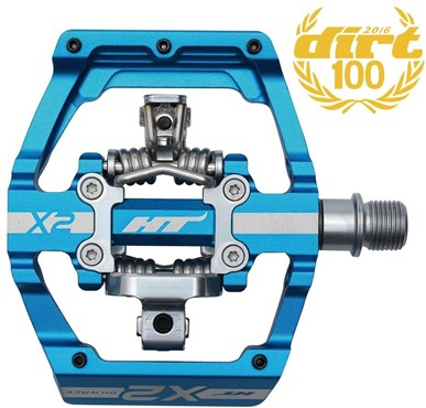 Image of HT Components X2 MTB Pedals
