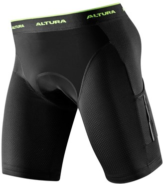 Image of Altura Lunchbox Progel Waist Cycling Shorts SS17