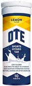 Product image for OTE Sports Hydro Tab - 10 Tablets x Box of 6
