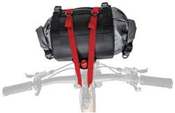 Blackburn Outpost Handlebar Roll With Dry Bag