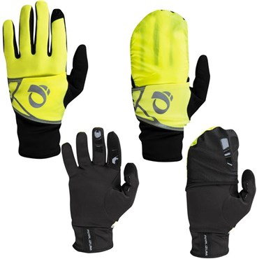 Image of Pearl Izumi Shine Wind Mitt Full Finger Cycling Gloves SS16