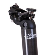 Kinesis Di2 Compatible Carbon Seatpost