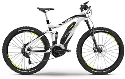 Haibike Sduro ALLMTN Plus Full Suspension MTB 2016 - Electric Bike