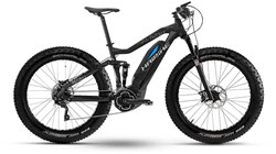 Haibike Sduro Full Fatsix Full Suspension MTB Fatbike 2016 - Electric Bike