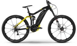 Haibike Sduro Nduro Pro Full Suspension MTB 2016 - Electric Bike