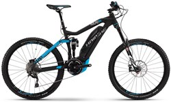 Haibike Sduro Nduro RX Full Suspension MTB 2016 - Electric Bike