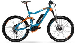 "Product image for Haibike Xduro ALLMTN RC Full Suspension MTB 27.5"" 2016 - Electric Mountain Bike"