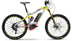 "Product image for Haibike Xduro Nduro Pro Full Suspension MTB 27.5"" 2016 - Electric Mountain Bike"