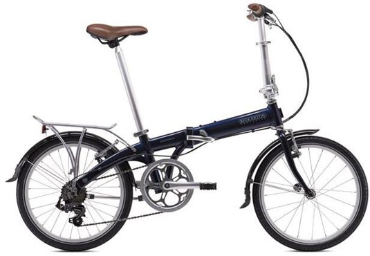 Bickerton Junction 1607 Country 2016 - Folding Bike