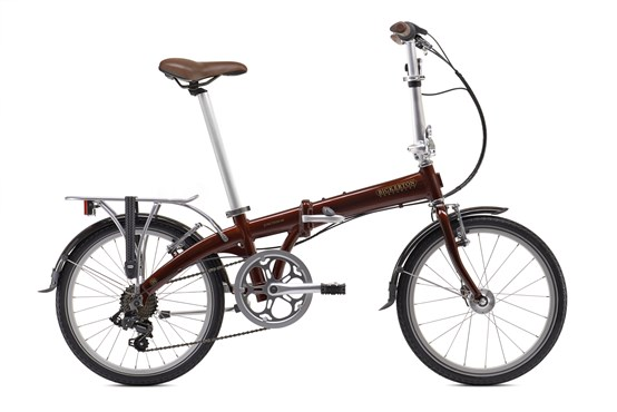 Image of Bickerton Junction 1707 Country 2016 - Folding Bike