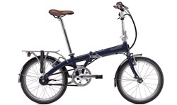 Bickerton Junction 1908 City 2016 - Folding Bike