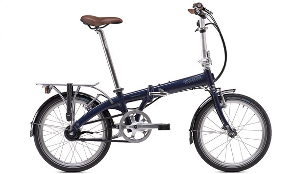 Bickerton Junction 1908 City 2018 - Folding Bike