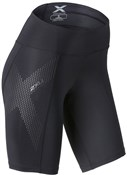 2XU Mid-Rise Womens Compression Shorts SS16