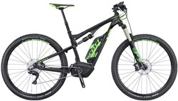 Scott E-Genius 910 Full Suspension MTB 2016 - Electric Bike