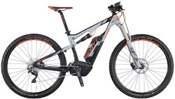 Scott E-Genius 920 Full Suspension MTB 2016 - Electric Bike
