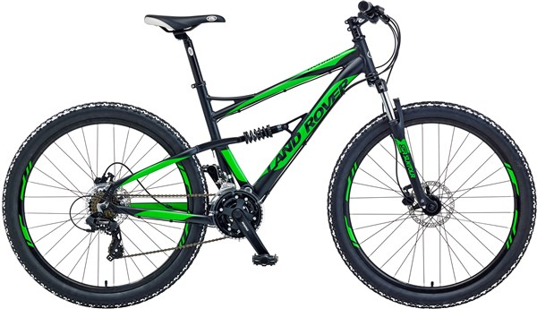 Land Rover Dynamic Mountain Bike 2016 - Full Suspension MTB