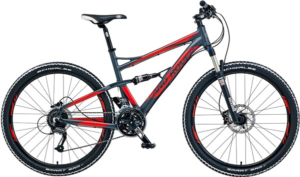 Image of Land Rover Dynamic Air Mountain Bike 2017 - Full Suspension MTB