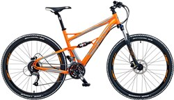 Land Rover Dynamic Pure Mountain Bike 2017 - Full Suspension MTB