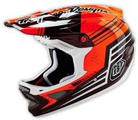 Troy Lee D3 Berzerk Carbon Full Face MTB Mountain Bike Helmet 2016