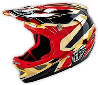 Troy Lee D3 Reflex Composite Full Face MTB Mountain Bike Helmet 2016