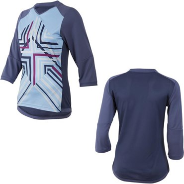 Pearl Izumi Womens Launch 3/4 Sleeve Cycling Jersey SS16