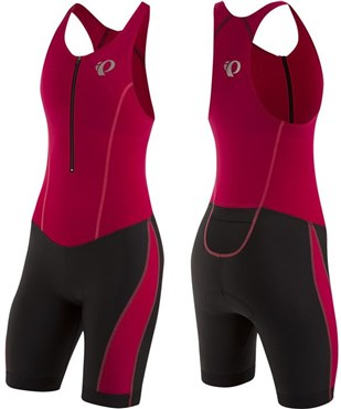 Image of Pearl Izumi Womens Select Pursuit Tri Suit SS16
