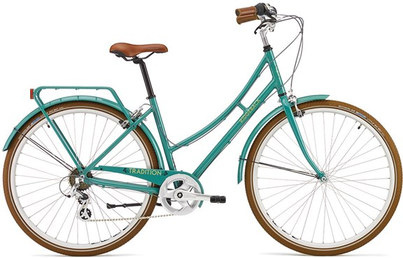 Image of Ridgeback Tradition Womens 2017 - Hybrid Classic Bike