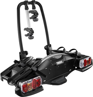 Image of Thule 92501 VeloCompact 2-Bike Towball Carrier 7-Pin