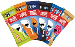 Mulebar Energy Bar - Mixed Energy 6 Pack