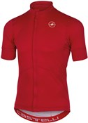 Castelli Imprevisto Nano Short Sleeve Cycling Jersey With Full Zip SS16