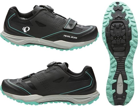Pearl Izumi Womens X-Alp Launch II SPD MTB Shoes