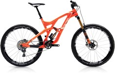 "Polygon Collosus N9 XX1 27.5"" Mountain Bike 2017 - Full Suspension MTB"