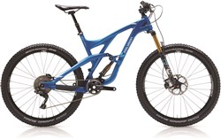 "Polygon Collosus T8 Blue 27.5"" Mountain Bike 2017 - Full Suspension MTB"