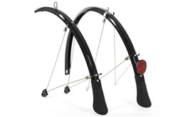 Raleigh Elements Full Length Mudguards